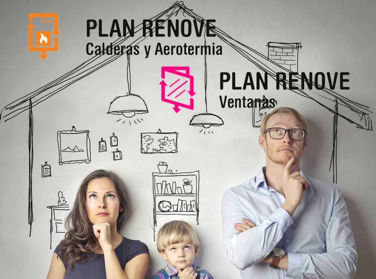 Oportunidad para poner a punto tu vivienda antes de venderla con el Plan Renhata